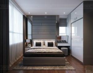 căn hộ richstar 3 phòng ngủ - phòng ngủ 2