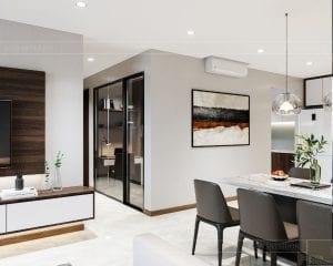 thiết kế nội thất căn hộhado centrosa 10