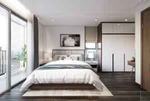 thiết kế nội thất căn hộhado centrosa 11