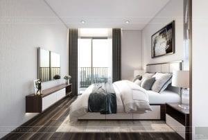 thiết kế nội thất căn hộhado centrosa 12