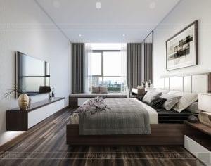 thiết kế nội thất căn hộhado centrosa 15