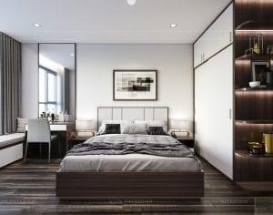 thiết kế nội thất căn hộhado centrosa 16