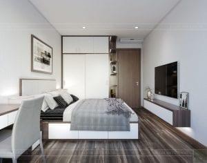 thiết kế nội thất căn hộhado centrosa 17