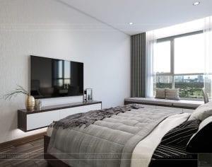 thiết kế nội thất căn hộhado centrosa 18