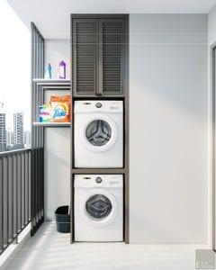 thiết kế nội thất căn hộhado centrosa 19