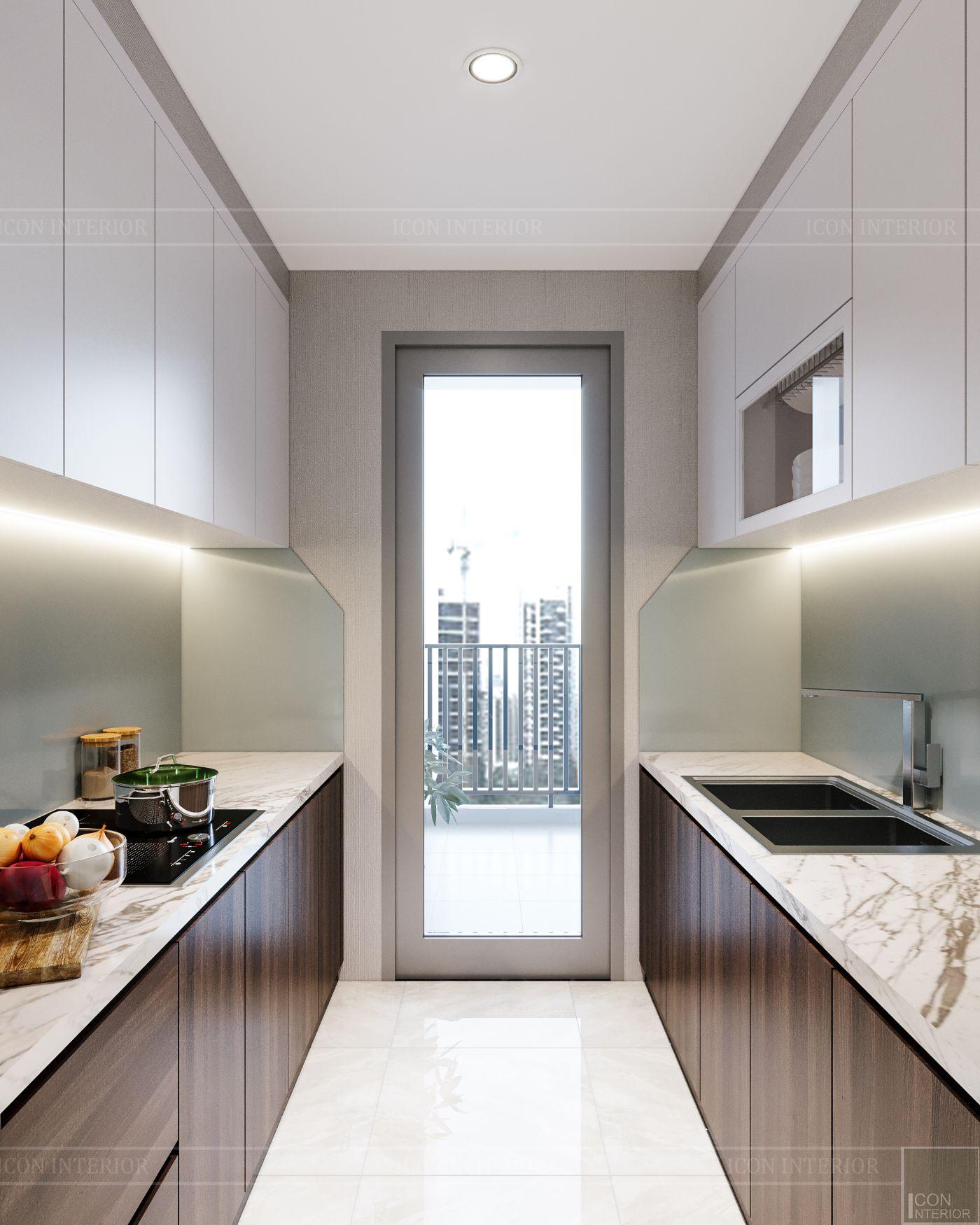thiết kế nội thất căn hộhado centrosa 3