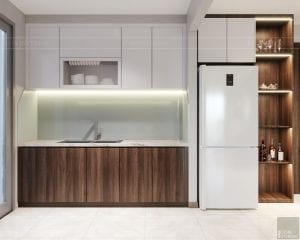 thiết kế nội thất căn hộhado centrosa 4