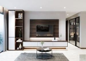 thiết kế nội thất căn hộhado centrosa 7
