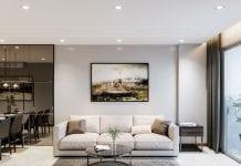 thiết kế nội thất căn hộhado centrosa 8