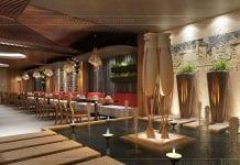 thiết kế nội thất nhà hàng đẹp 6