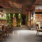thiết kế nội thất nhà hàng đẹp 12