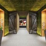 thiết kế nội thất nhà hàng đẹp 22