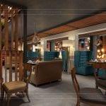 thiết kế nội thất nhà hàng đẹp 15