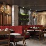 thiết kế nội thất nhà hàng đẹp 14