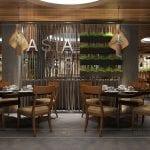 thiết kế nội thất nhà hàng đẹp 2