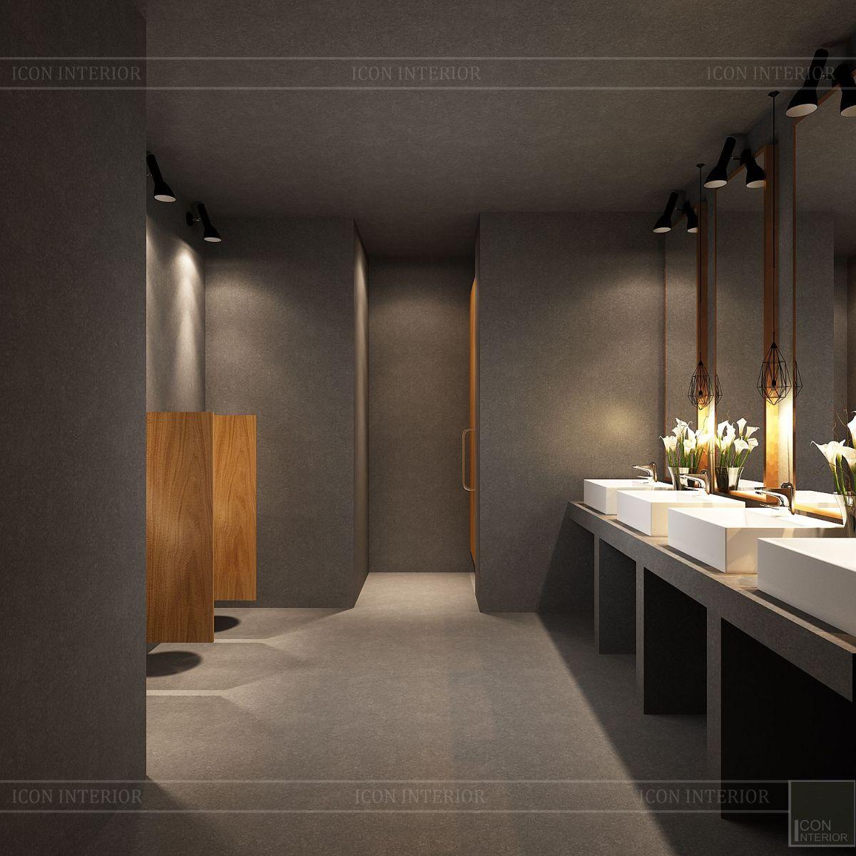 thiết kế nội thất nhà hàng đẹp 23