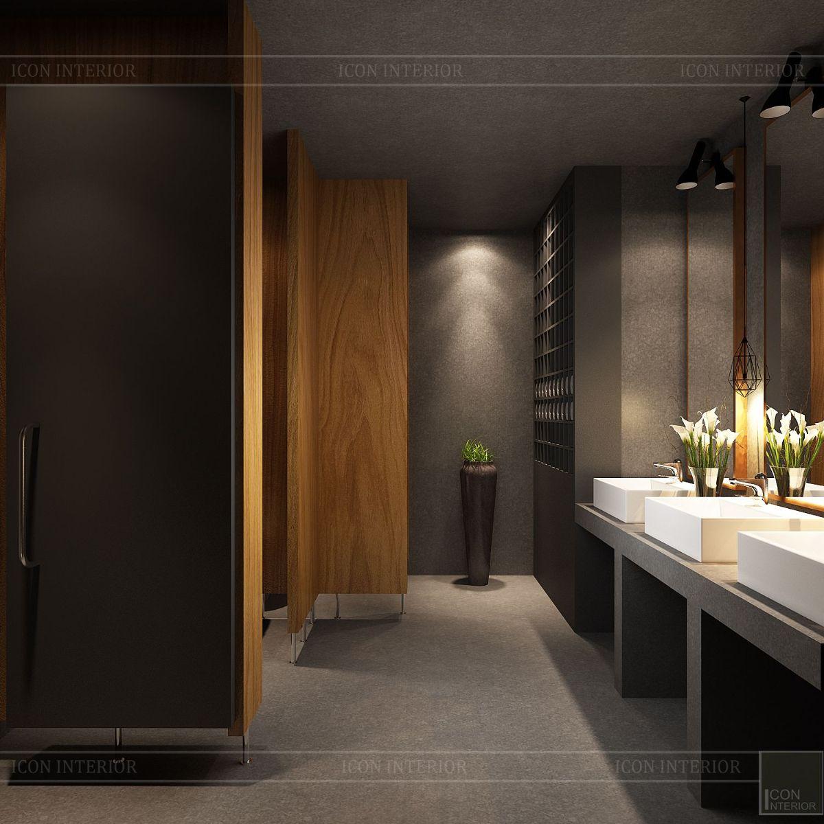 thiết kế nội thất nhà hàng đẹp 27