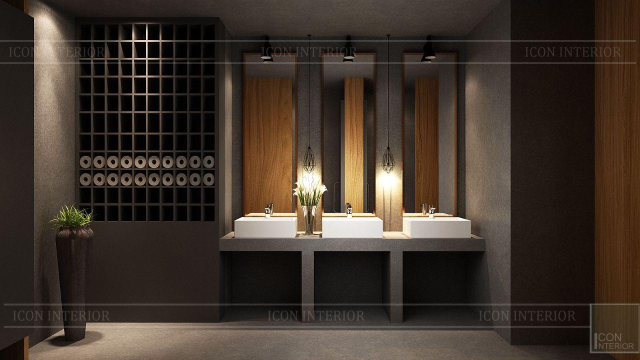 thiết kế nội thất nhà hàng đẹp 28