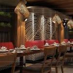 thiết kế nội thất nhà hàng đẹp 7