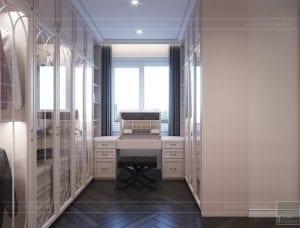 thiết kế biệt thự Park Riverside Premium - phòng ngủ master 10