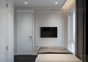 thiết kế biệt thự Park Riverside Premium - phòng ngủ nhỏ 3