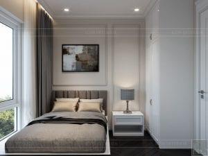 thiết kế biệt thự Park Riverside Premium - phòng ngủ nhỏ 2