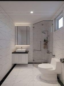 thiết kế biệt thự Park Riverside Premium - phòng ngủ nhỏ 4