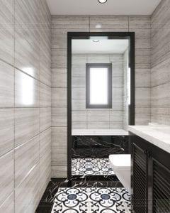 Thiết kế nội thất biệt thự Lavilla - phòng ngủ master 7