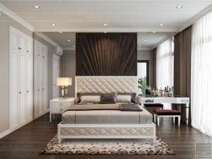 Thiết kế nội thất biệt thự Lavilla - phòng ngủ nhỏ 1 1
