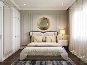 Thiết kế nội thất biệt thự Lavilla - phòng ngủ nhỏ 2 2