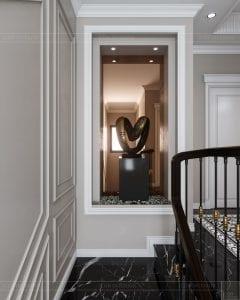 Thiết kế nội thất biệt thự Lavilla - không gian sinh hoạt chung 1