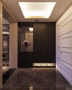 thiết kế nội thất the landmark 81 - phong cách hiện đại 1