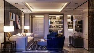 thiết kế nội thất the landmark 81 - phong cách hiện đại 5