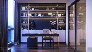thiết kế nội thất the landmark 81 - phong cách hiện đại 10