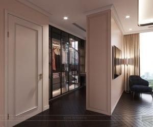 phong cách thiết kế hiện đại châu âu luxury 6 - phòng ngủ master 2