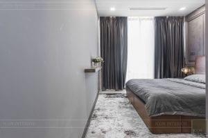 thi công nội thất căn hộ chung cư 3 phòng ngủ - phòng ngủ nhỏ 3