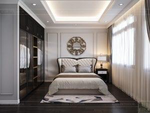 biệt thự đông dương - phòng ngủ nhỏ 2