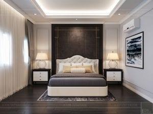 biệt thự đông dương - phòng ngủ nhỏ 5