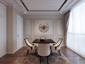 thiết kế nội thất tân cổ điển đẹp - phòng giải trí 2
