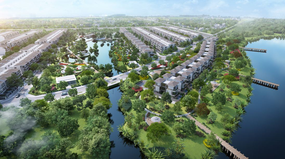 biệt thự lavilla green city