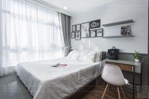 thi công hoàn thiện nội thất phòng ngủ 1