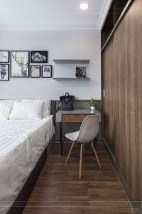thi công hoàn thiện nội thất phòng ngủ 4