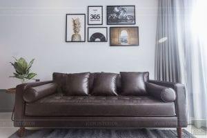 thi công hoàn thiện nội thất sofa 1