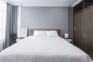 thi công hoàn thiện nội thất phòng ngủ master 4