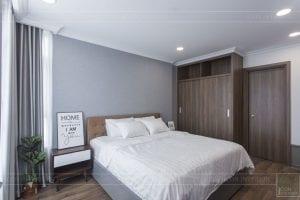 thi công hoàn thiện nội thất phòng ngủ master 5