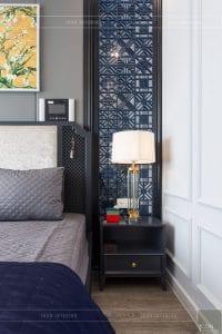 thi công nội thất chung cư 3 phòng ngủ - phòng ngủ master 1
