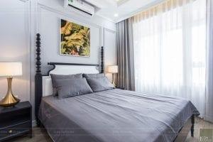 thi công nội thất chung cư 3 phòng ngủ - phòng ngủ 2