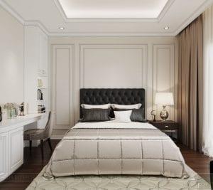 thiết kế biệt thự lavila nam sài gòn - phòng ngủ 4