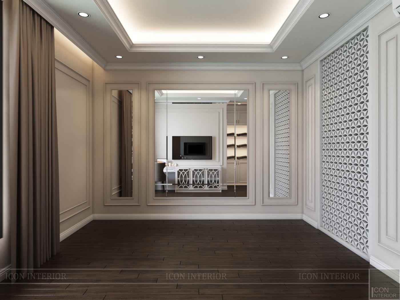 thiết kế biệt thự lavila nam sài gòn - phòng ngủ 1