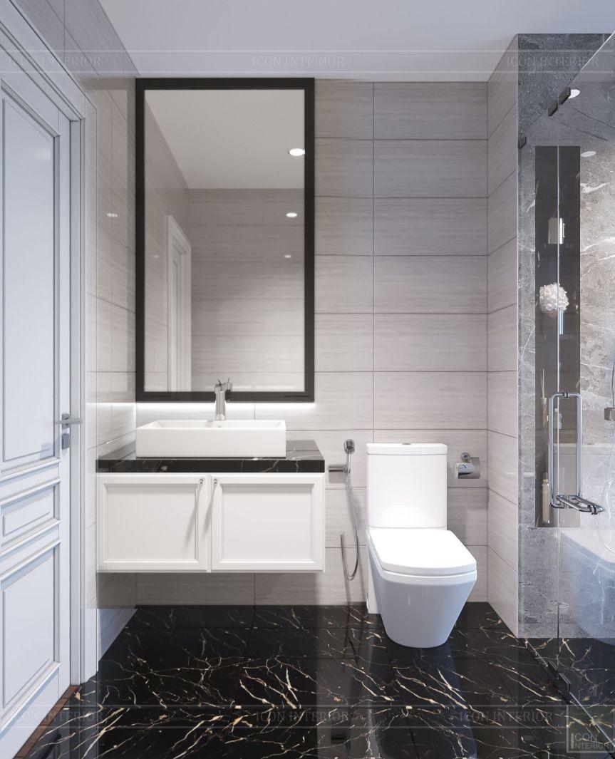 thiết kế biệt thự lavila nam sài gòn - phòng tắm 2